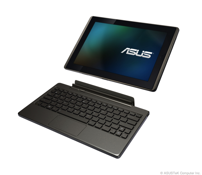 Asus Eee Pad Transformer: More than meets the eye? Product Review